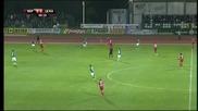 Берое - ЦСКА (28.09.2014г.) - Първо полувреме