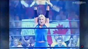 Trish Stratus Hall Of Fame 2013 Inductee