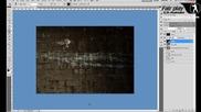 Фотошоп стилен c4d уолпейпър / Photoshop C4d wallpaper