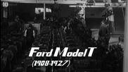 10-те най-популярни модела коли за всички времена