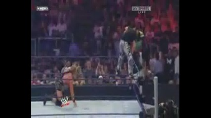 Wwe The Bash 2009 Ecw Scrumble Match [2/3] Part 2/18