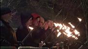 Germany: Far-Right torch-lit vigil held in Pforzheim