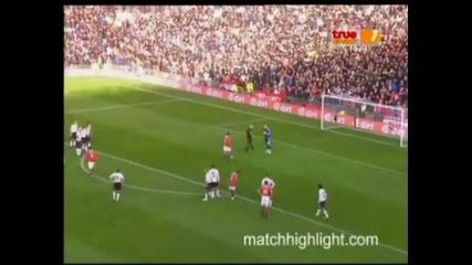 Манчестър Юнайтед - Ливърпул 1:0