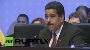 Panama: 'Obama is not George W. Bush,' contradictory to say he is – Maduro