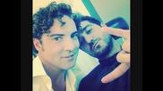 David Bisbal & Antonio Orozco Lo Que Vendra
