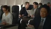 Hugh Laurie в реклама на Schweppes (част 3)