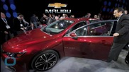Chevy Unveils the Lighter, More Tech-centric 2016 Malibu Hybrid