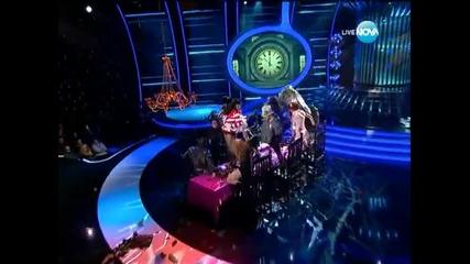 Невена Бозукова като Jessie J - Като две капки вода - 10.03.2014 г.