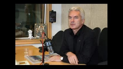 Волен Сидеров за Бнр: Ако правителството продължи политиката на герб за Белене, ще изгубим арбитража
