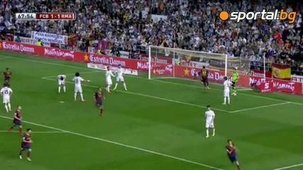 Барселона - Реал (мадрид) 1-2 - Видео Европейски футбол - Sportal.bg