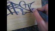 Tagvane s marker