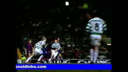 Ronaldinho Vs Celtic
