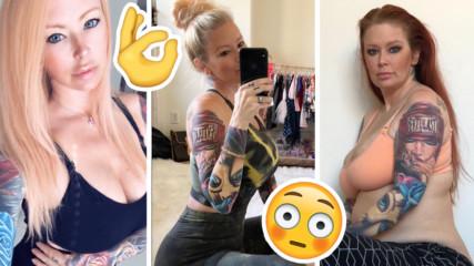 Порно икона свали 40 кг за година! Ще я познаете ли?