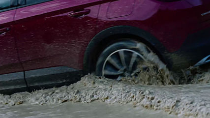 Тест драйв на Opel Grandland X Hybrid4