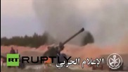 Syria: Syrian military advances on IS in Palmyra