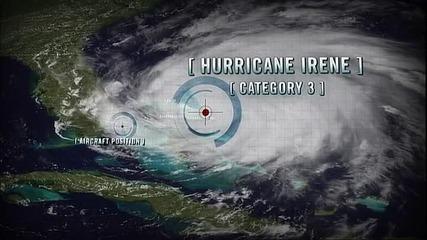 """Ловци на урагани - Ураганът """"Айрийн"""""""