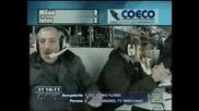 Milan  -  Inter 3:2 Лудия Коментатор