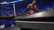 Rey Mysterio vs Batista - Smackdown - Street Fight Match - 2009 - Full Match