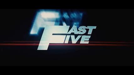 Fast Furious Fast Five Trailer Hd