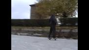 Skate In Кюстендил Fs Feeble (silvestar)