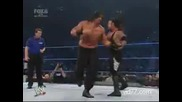 Undertaker vs. Khali Last Man Standing part 1