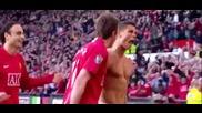 Манчестър Ю. (5-2) Тотнъм | Гол на Кристиано Роналдо