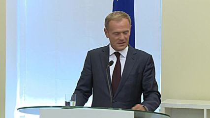 Estonia: Tusk reaffirms UK's commitment NATO after Brexit