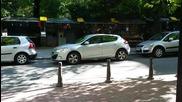 Паркиране шедьовър изисква се талант