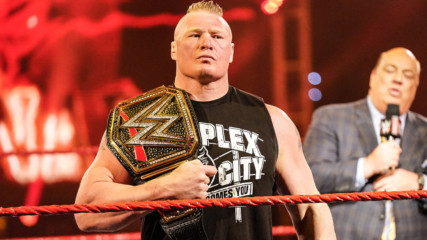 Paul Heyman's WrestleMania prediction for Brock Lesnar: Raw, March 30, 2020