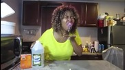 Ytp - Glozell Becomes A Chemical Reaction After Drinking Bacon Vinegar