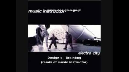 Music instructor - Rock Your Body (design - s brainbug remix)