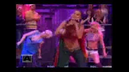 The Pussycat Dolls - Jai Ho!live