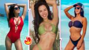 Лятна, секси и разголена: Теди Цветкова с морски страсти на Слънчака
