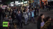 Canada: Black Lives Matter protesters hit Toronto