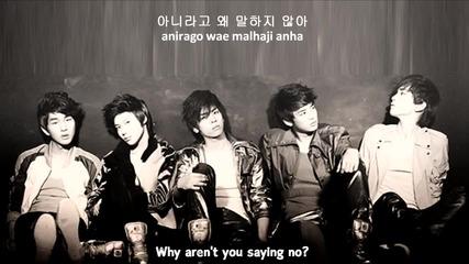 Shinee - Nightmare - subs romanization