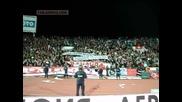 Сектор Г Поздравява Гонзо По Време На Мача С Левски 28.10.2011