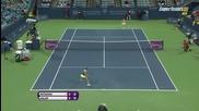 Simona Halep vs Andrea Petkovic Cincinnati 2015 Set-1