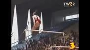 20-те най-епични падания в гимнастиката