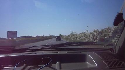 Опел Кадетт в много добро състояние 85-90 км/ч-държи права линия!!!