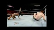 Randy Orton Deliveres Super Rko To Sheamus
