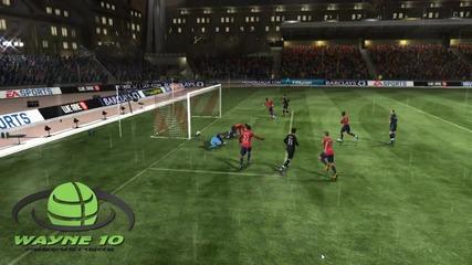 Gol mejdu krakata na vratarq Fifa11 *hd*