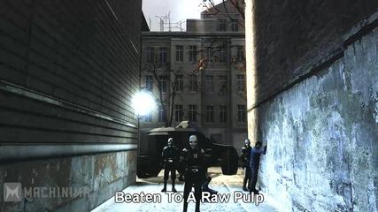 City 17 National Anthem (half - Life 2 Machinima)