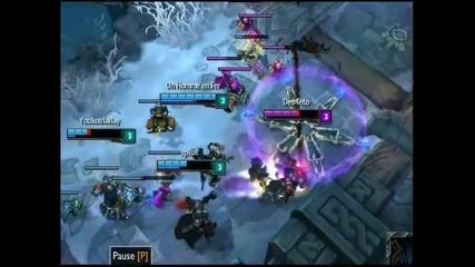 League of Legends Smqh