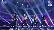 65.0306-4 Brave Girls - Deepened, Sbs Inkigayo E854 (060316)