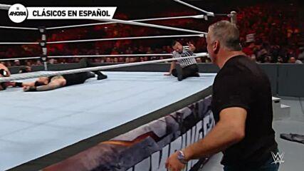 Roman Reigns vs Drew McIntyre - Stomping Grounds 2019 (Lucha Completa)