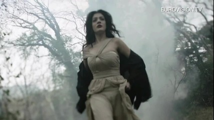 Eurovision 2012 Кипър Ivi Adamou - La La Love ( Official Video )