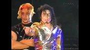 Michael Jackson - Wanna Be Startin' Somethin' (history Tour, Gothemburg 1997)
