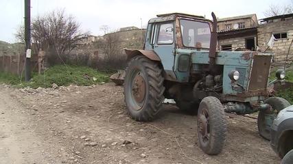 Nagorno-Karabakh: Talysh residents flee despite ceasefire deal