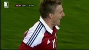 Португалия загаси фитила на червения динамит след късен гол на Варела за 3:2
