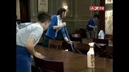 Интернатът Черната лагуна 1 сезон 5 епизод 3 част
